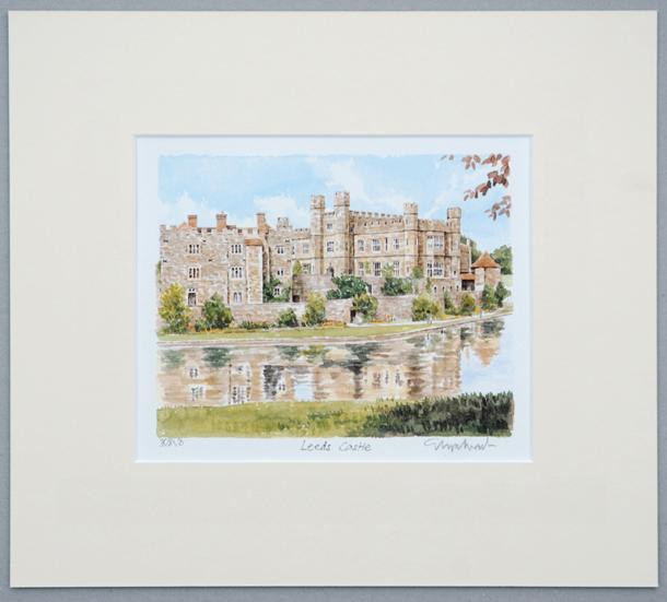 Mounts & Frames - Portraits of Britain
